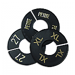 Round Black Size Dividers