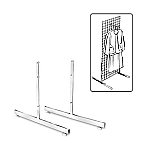 2 Way Gridwall Stand