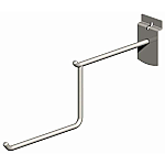 """12"""" Two Tier Wire Faceout Bracket"""