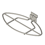 Large Wire Shoe Shelf