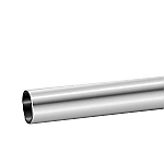 Chrome Round Tubing