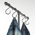 Pipe Outrigger Hangbar S Hook