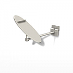 Slatwall Angled Multi-Position Shoe Display