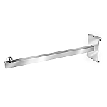 Square Gridwall Straight Arm