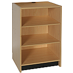 Standard Basic Flat Top Register Stand