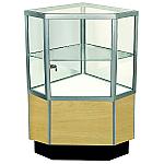 Standard Front Access Half View Corner