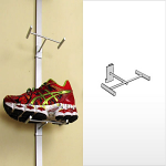 Blade Wire Shoe Displayer
