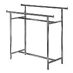 Adjustable Double Bar Rack
