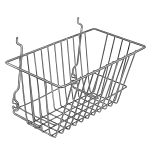 Narrow Wire Basket