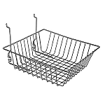 Double Sloping Wire Basket