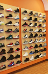 Shoe Wall Panel
