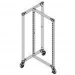 Modular 3-Way Rack