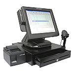 Touch Screen Retail Edge POS Systems