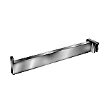 "12"" Rectangular Tubing Straight Arm"