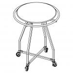 Modular Round Rack