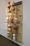 Framed Slatwall Panel