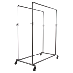 Pipeline Adjustable Double Rack