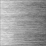Steel Slatwall: Clear On Blushed Finish