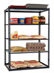 Jaken 100A Standard Duty Low Profile Wire Mesh Shelving