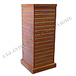 Custom Slatwall Tower Display
