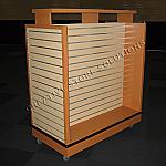 Custom Slatwall H-Unit